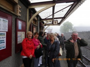 Festiniog railway June 2015